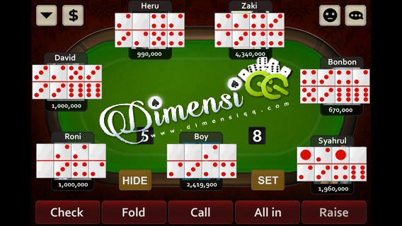 Playing Live Casino Games for online slot game