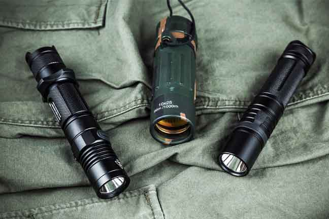 Leading Finest Toss Flashlights