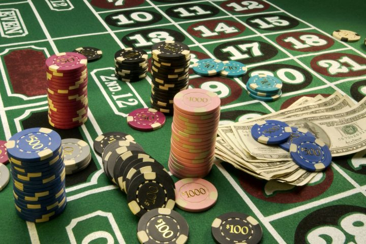 Top Five Classes About Gambling To Learn Earlier