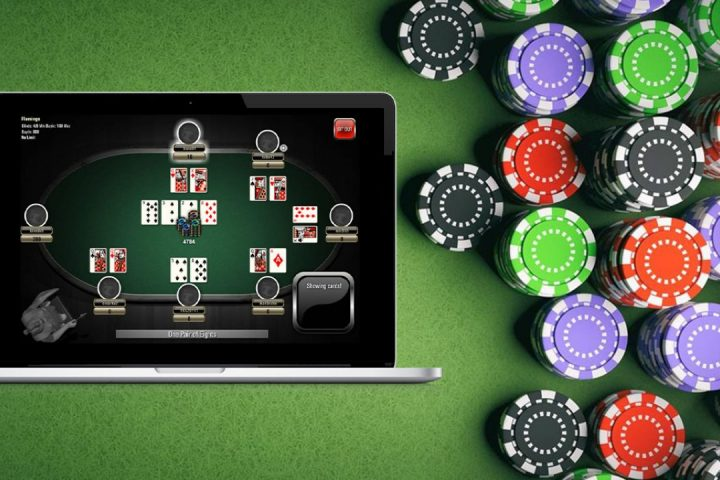 All In: The Hidden History Of Poker And Crypto