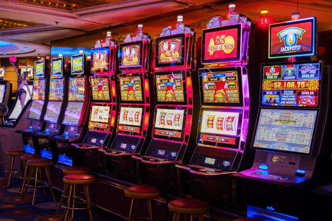 If You Desired To Play Slots Game