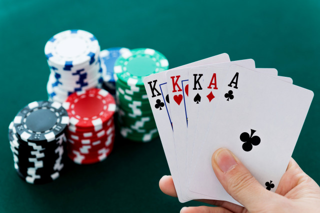 Wager You Never Knew About Online Casino